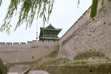 平遥古城墙